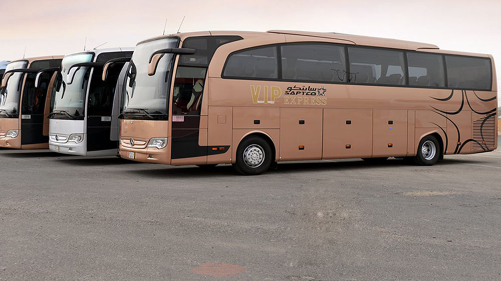 Saudi adds More Buses for good transport