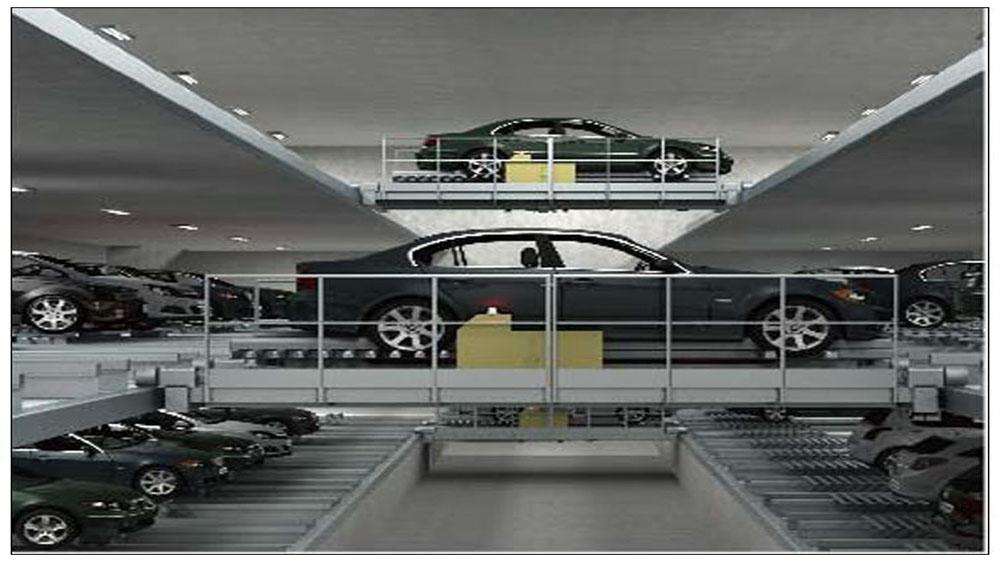 Emaar, MAG Robotics Sign Parking Deal