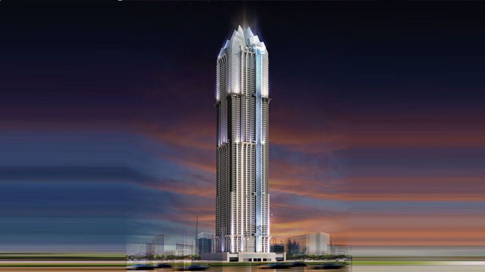 Dubai's second tallest skyscraper to complete in 2022