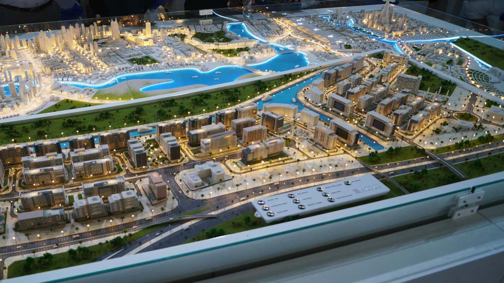 UAE's Azizi Developments confirms $259.1 million contract to build Riviera project