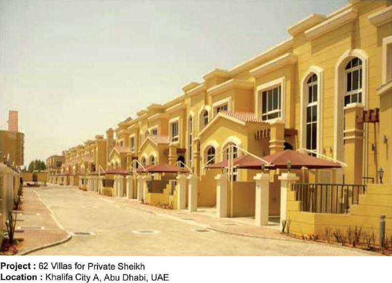 Abu Dhabi's biggest residential project 'Show Village' to start soon