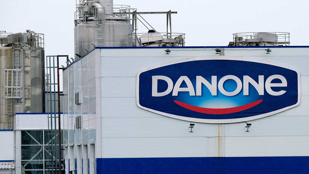 Saudi Arabia's Dairy Firm Nadec to buy Danone Venture