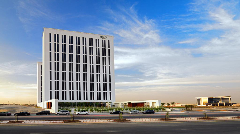 Aloft A Marriott Hotel, opens a division in Dubai