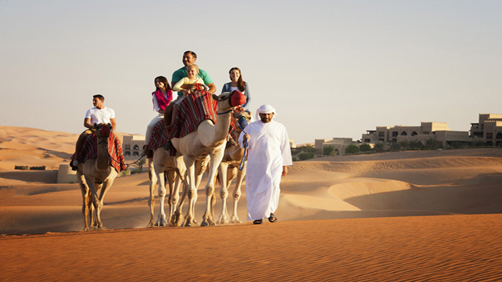 Rise In Chinese Guests In Abu Dhabi