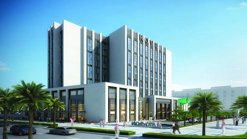 Mada'in Properties signs Management Agreement  with Rove Hotels in the UAE