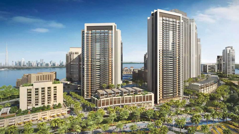 Emaar's Creek Horizon project picking up speed