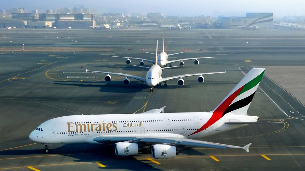 Etihad, Emirates cut down flights