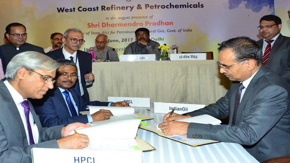 Saudi's $44 billion refinery project with 3 Indian Oil Refining Firms