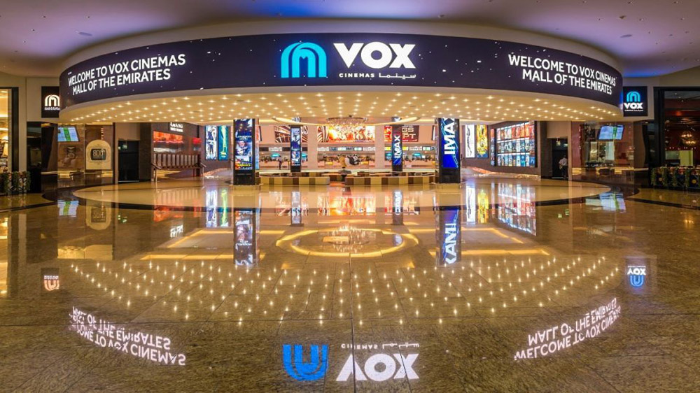 Dubai-Based Company to Operate VOX Cinema in Saudi