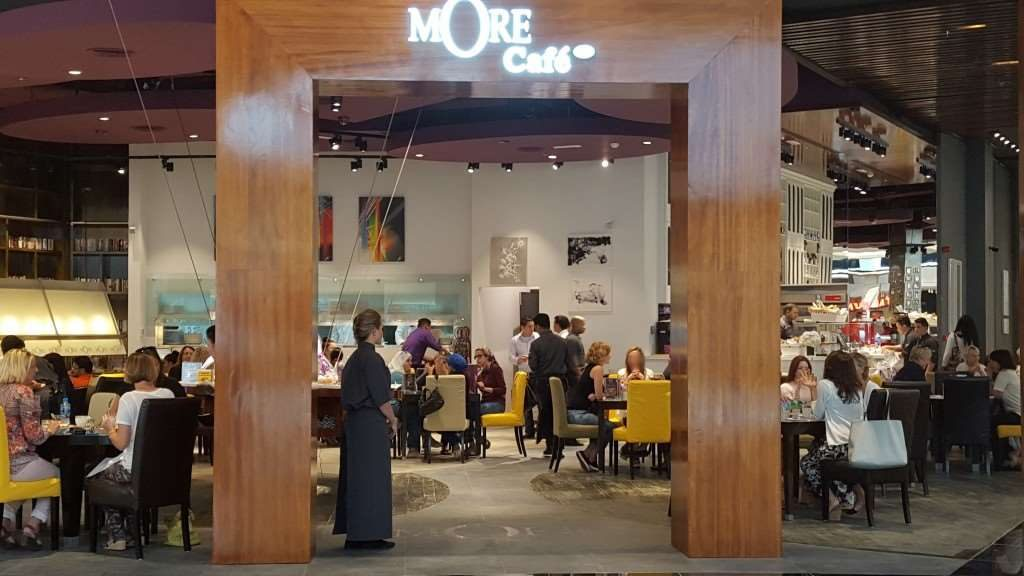 Dubai Cafe 'More' expands in UAE