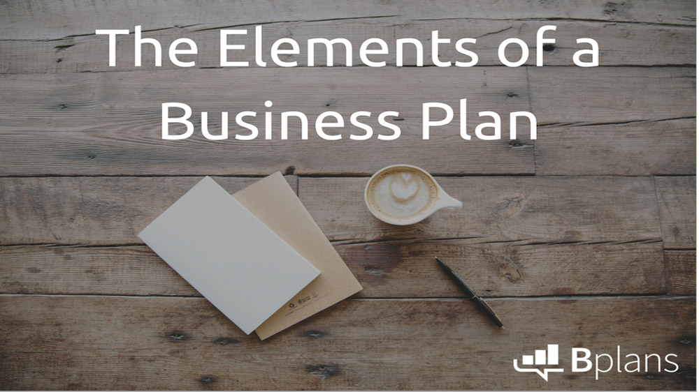 Business Setting Plans