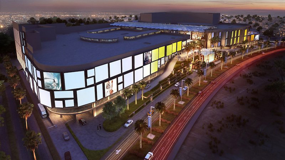 AED595 Million Mall Project Due in 2021