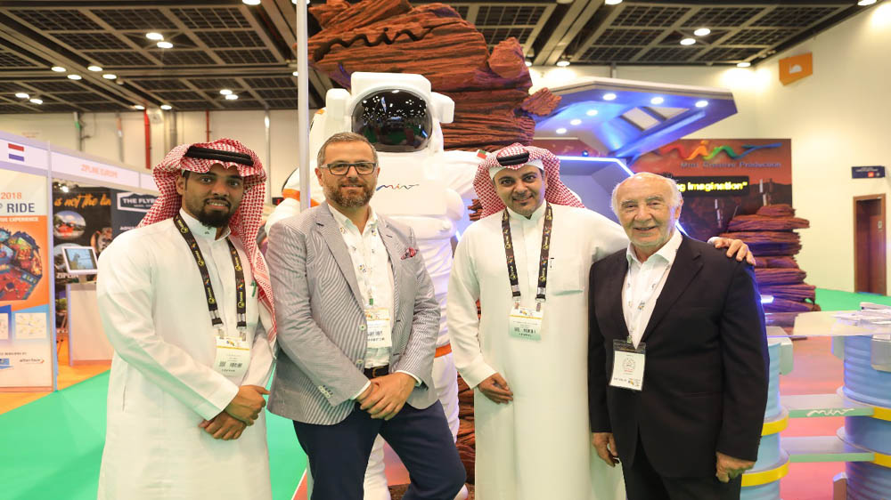 Saudi to have Themed Powerhouse