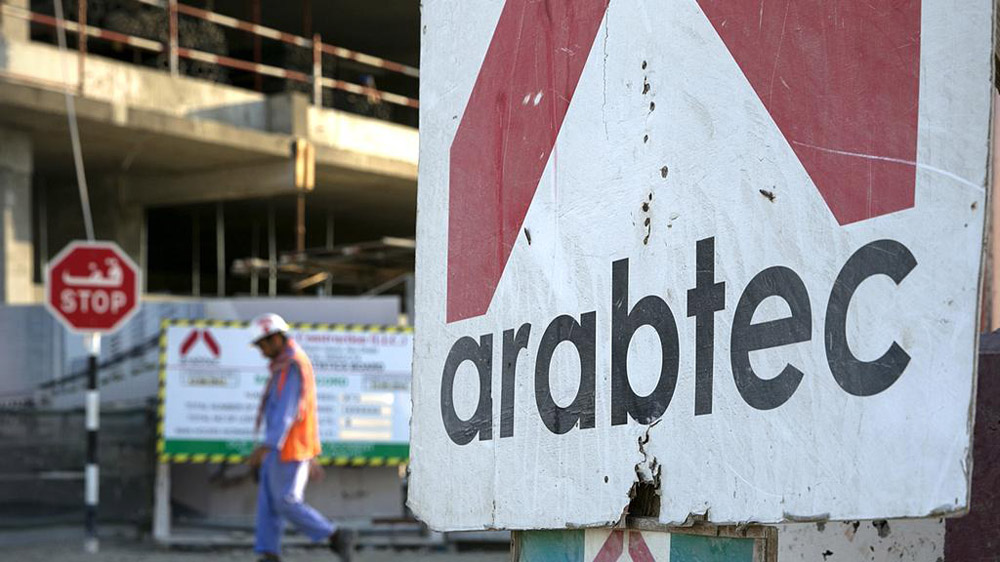 Arabtec's First project Outside UAE