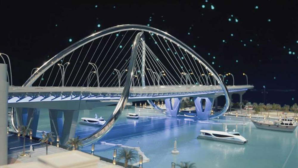 Belhasa Bagged Shindagha Bridge Project