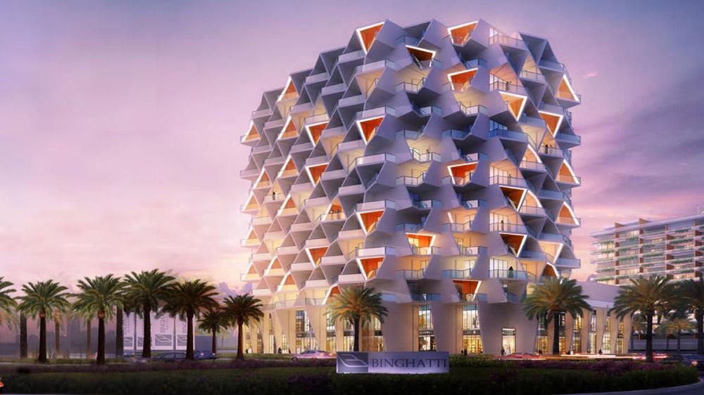 Dubai's Binghatti Stars to Complete Soon