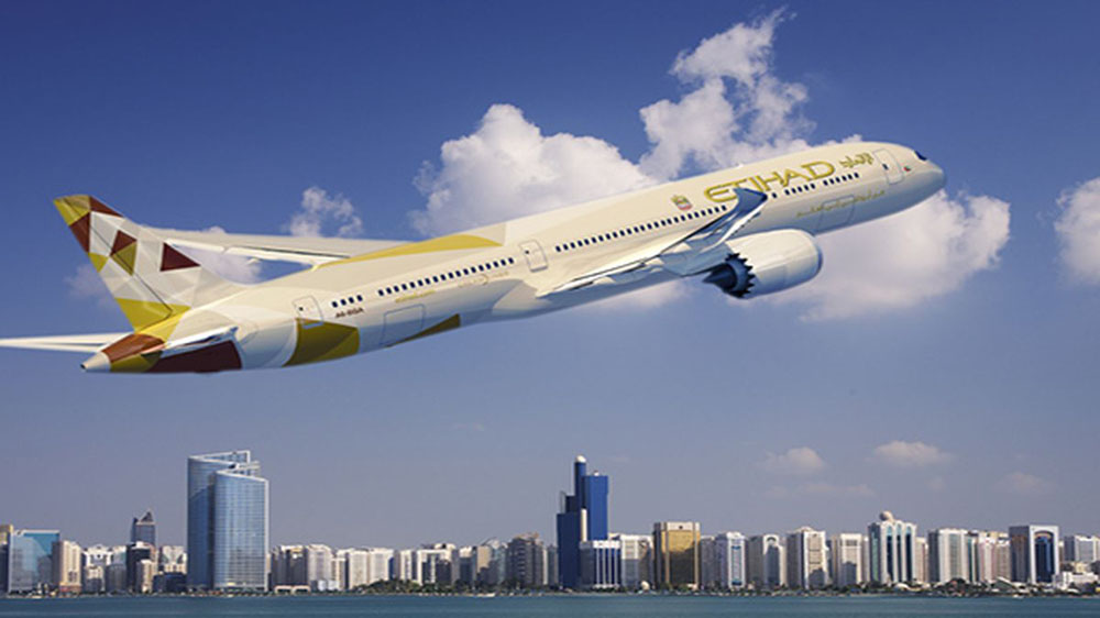 Etihad Airways Introduce New Flight from Abu Dhabi to Barcelona