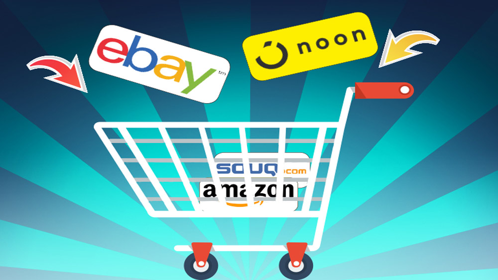 Noon Partners eBay to Introduce Foreign Items in the Country
