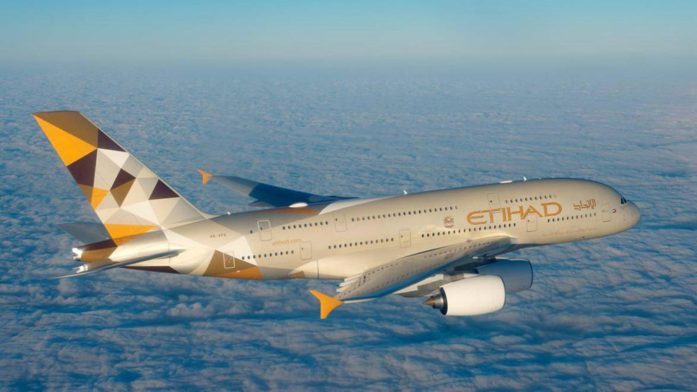 Etihad Airways to Start Boeing 787-9 Dreamliner to Cairo