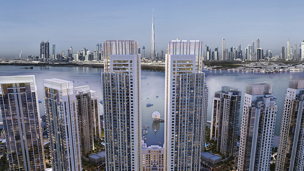 Dubai Creek Harbour to Start Soon