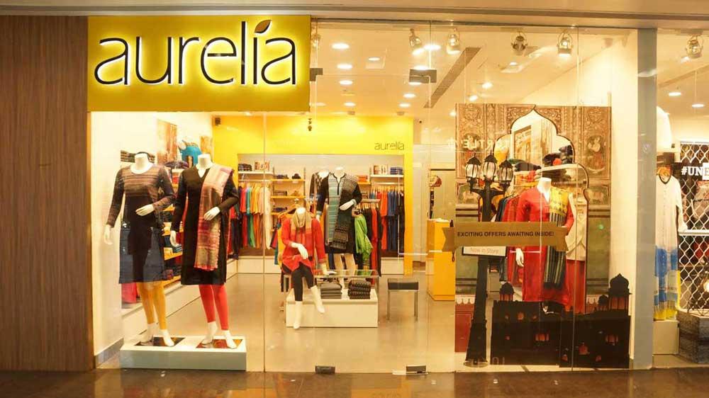 Aurelia unveils new store in Nepal